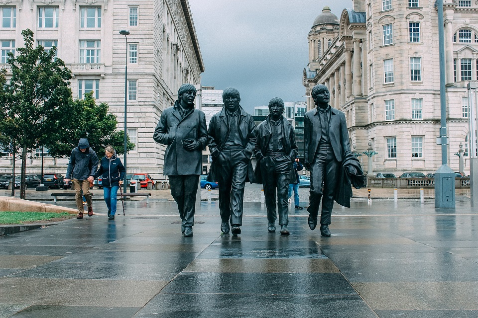 LIverpool The Beatles Statue